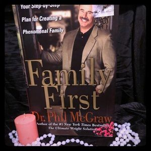 Other - 🤪🤪Dr.phil family first book